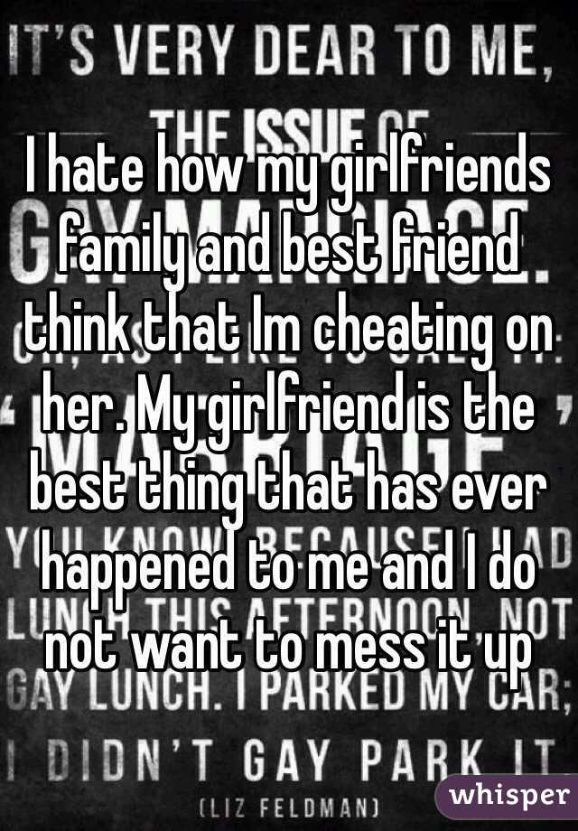 Gf Cheating Best Friend