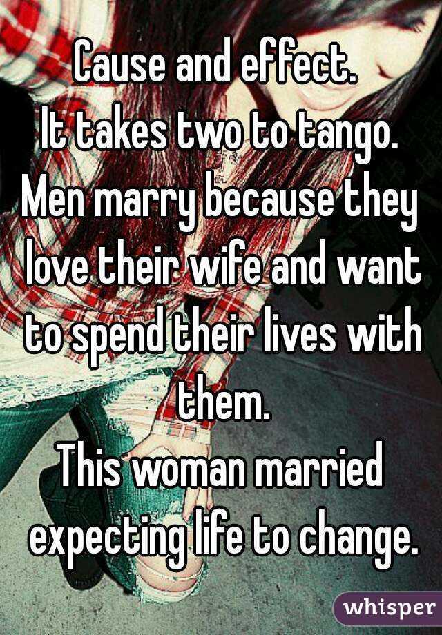 Wife Takes Two Men
