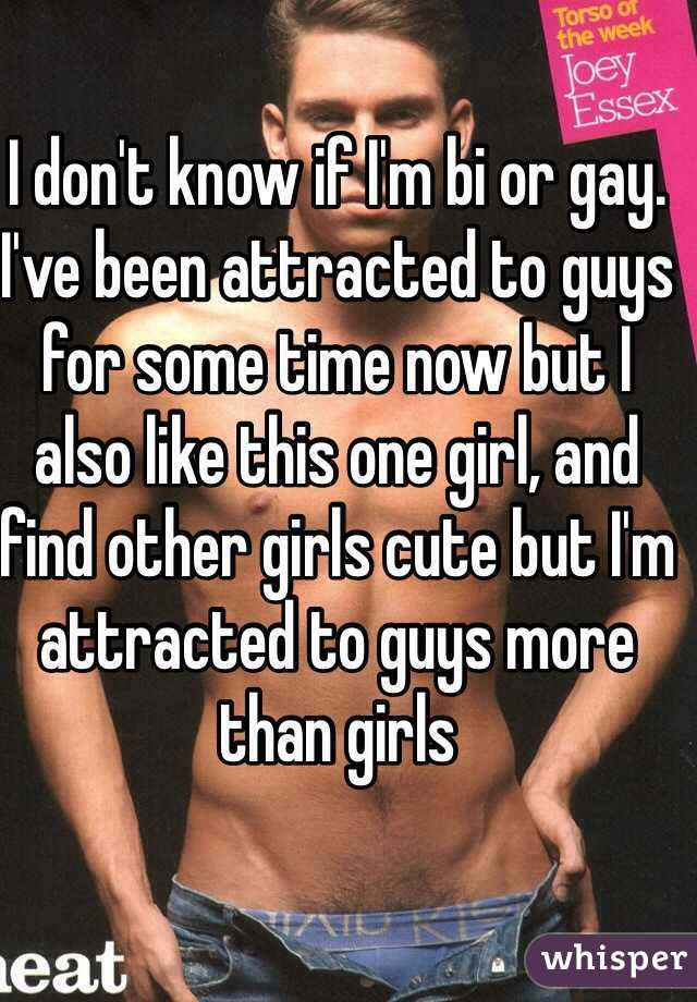 how to find out if i m gay