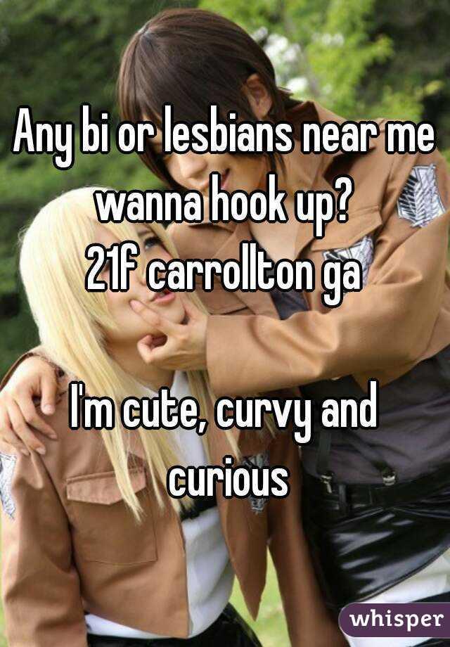 Lesbians hook up