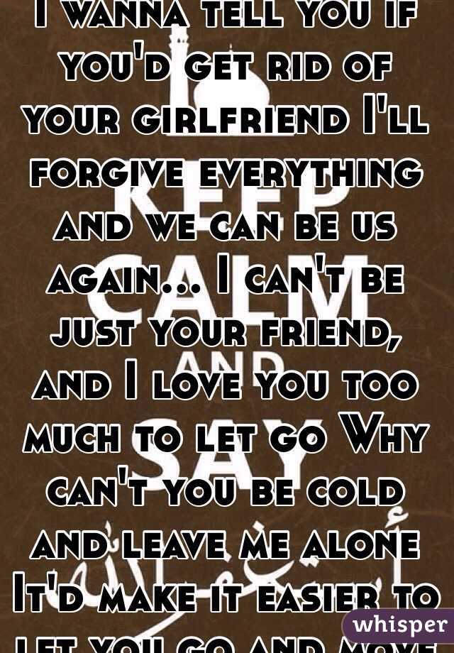 How To Get A Girl To Forgive You