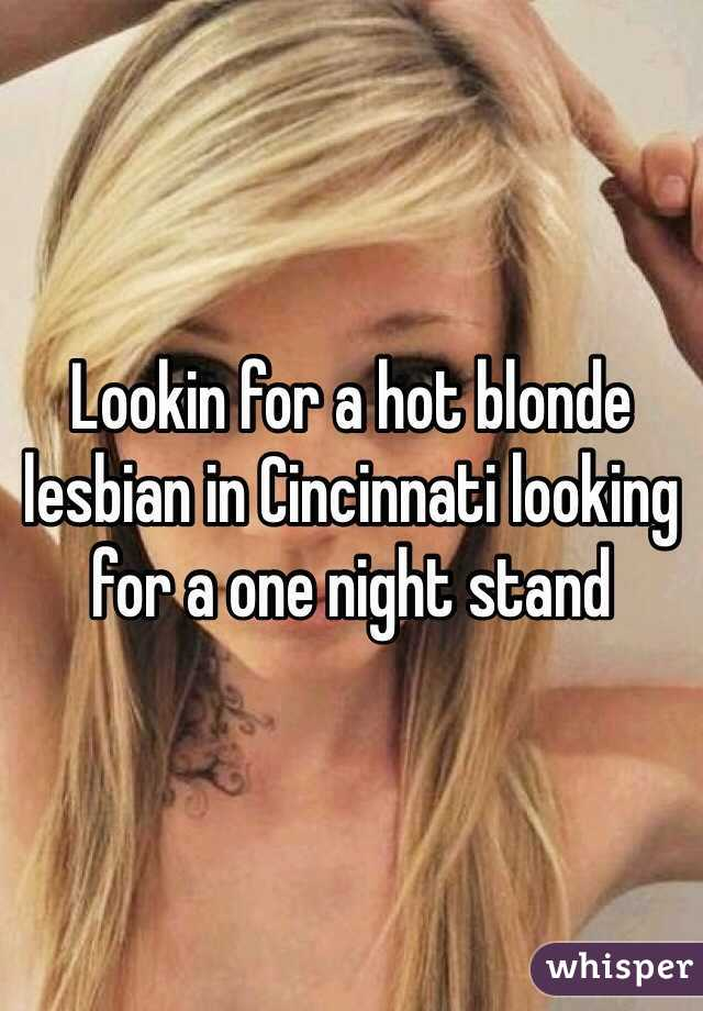 hot blond lesbian