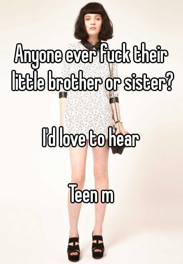 Little Sister Fuck