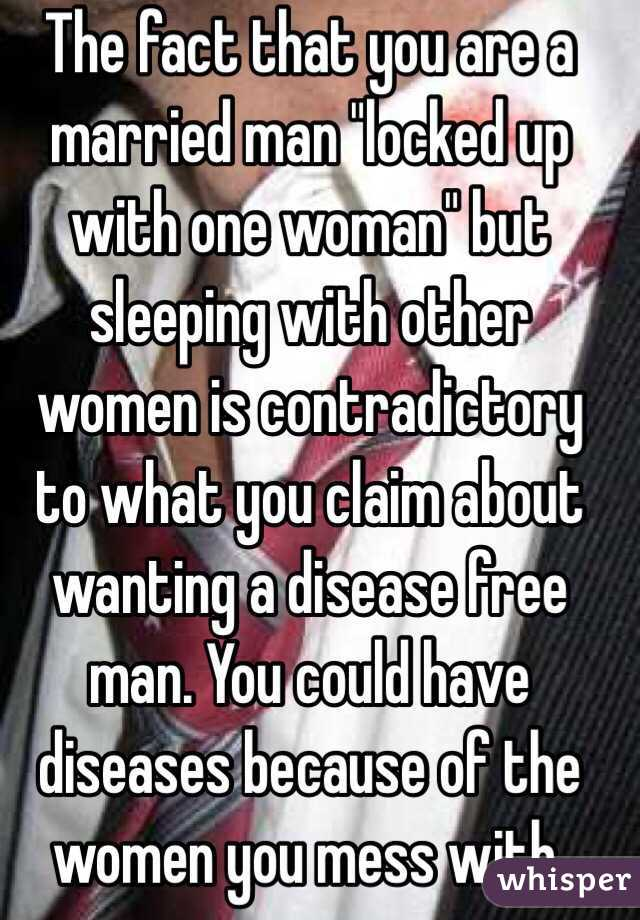 wanting a married man