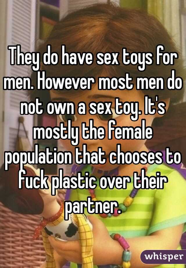 Sex toys and what they do