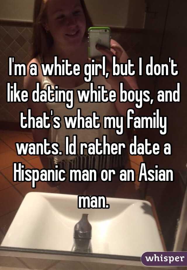 Hispanic dating white guy meme