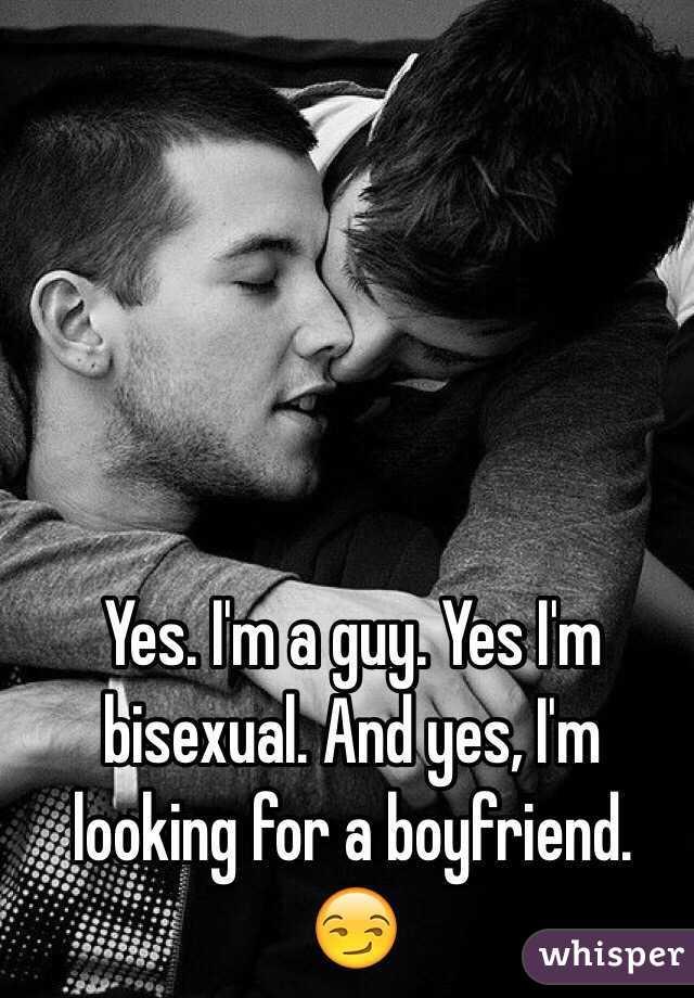 Im Looking For A Boyfriend