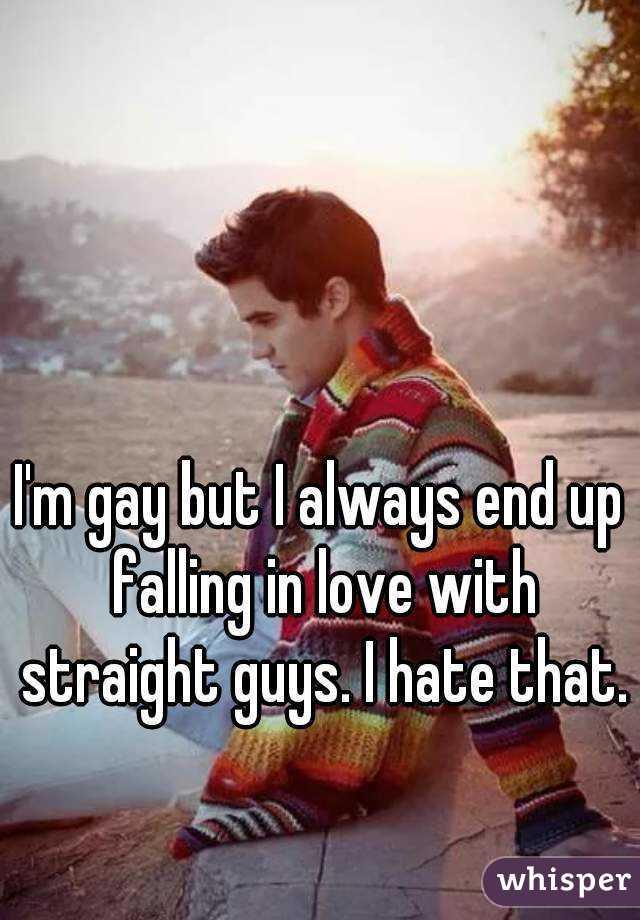 Straight love gay