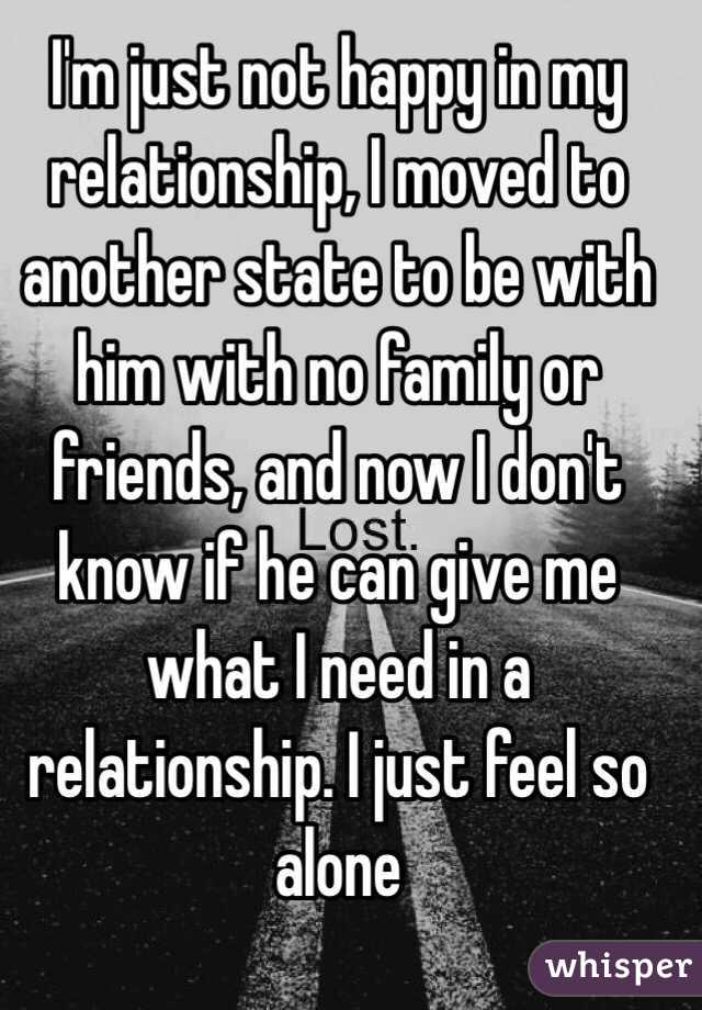 Why Do I Ambience So Alone In My Relationship