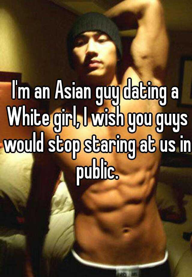 asian dating white guys