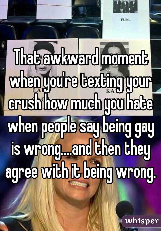 what to say when texting your crush