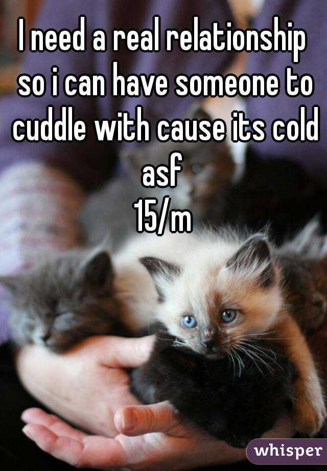 Can i have a cuddle