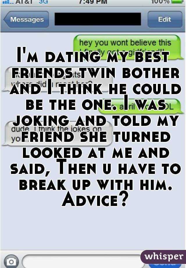 Should i bother dating him