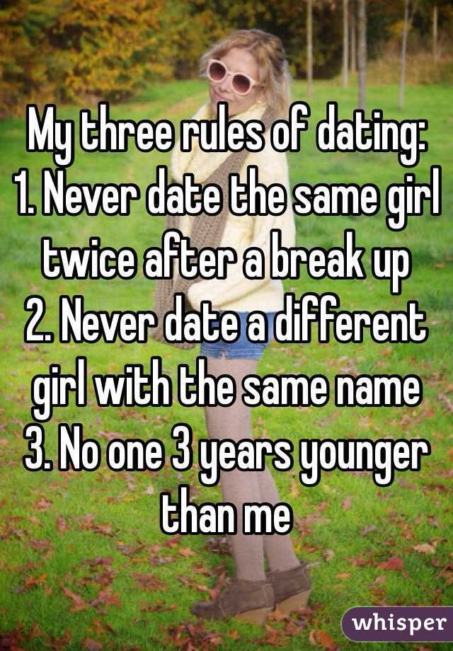 Dating a girl for 3 years