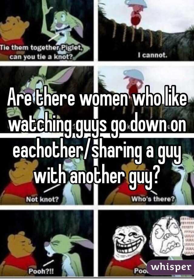 Do men like to go down on women