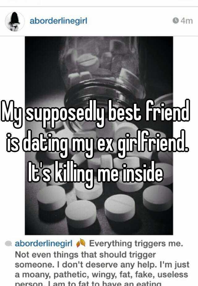 Dating a friend s ex gf texts