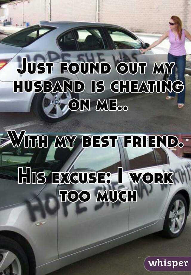 Cheating Husband Best Friend