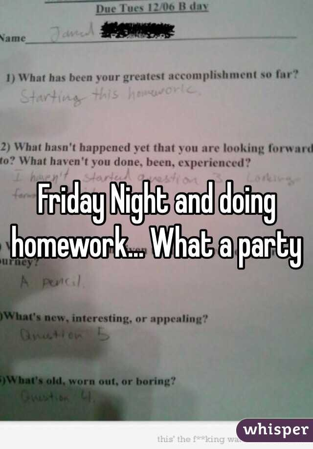 How to Establish a Homework Routine on Weekends