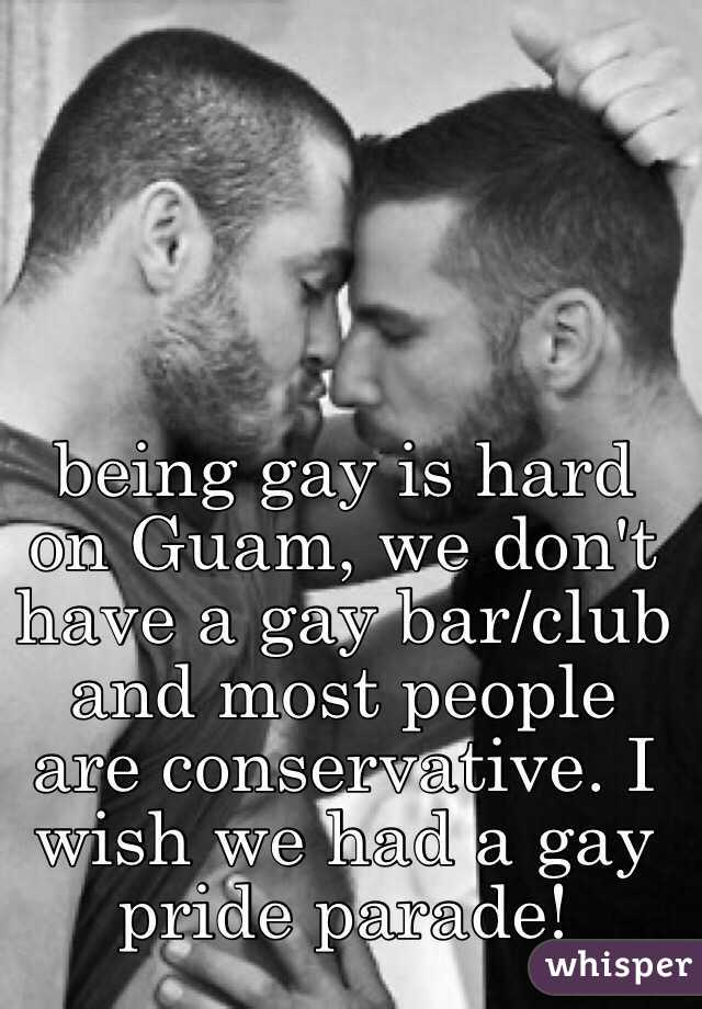 Why gay dating is hard