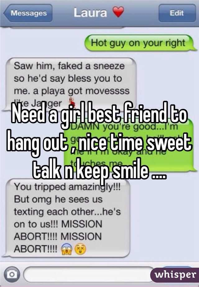 How To Sweet Talk A Girl