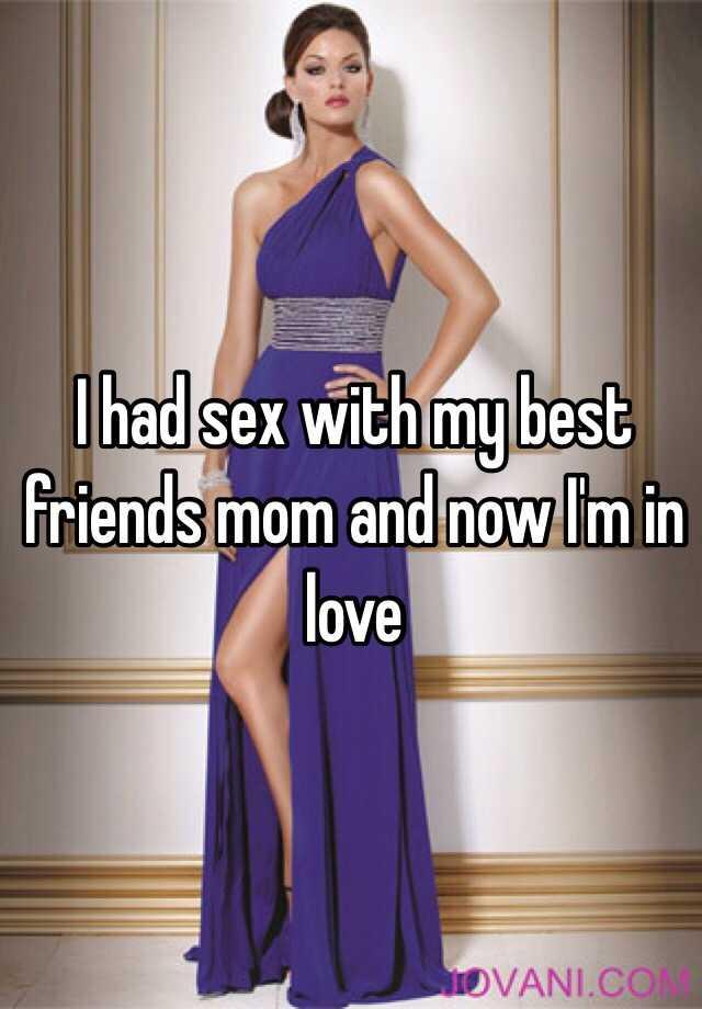 My mom and i having sex