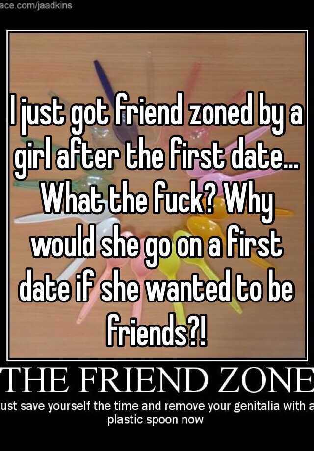 How to be friends first dating