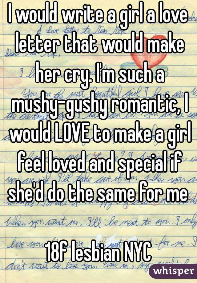 Love letter to make her fall in love