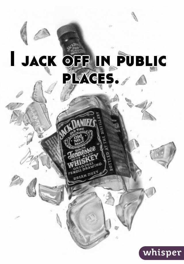 Jack off places
