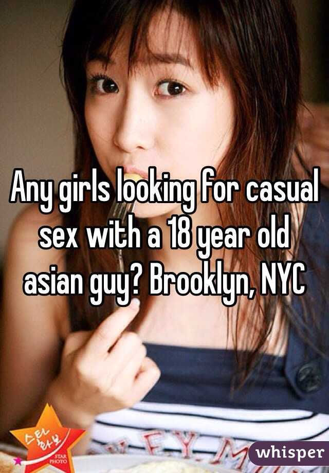 Casual sex nyc
