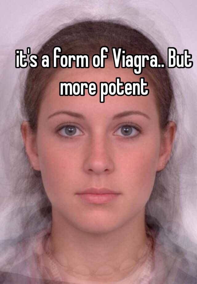 New Forms Of Viagra