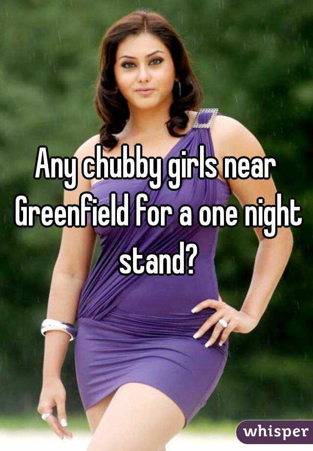 Remarkable, Chubby one night stand was