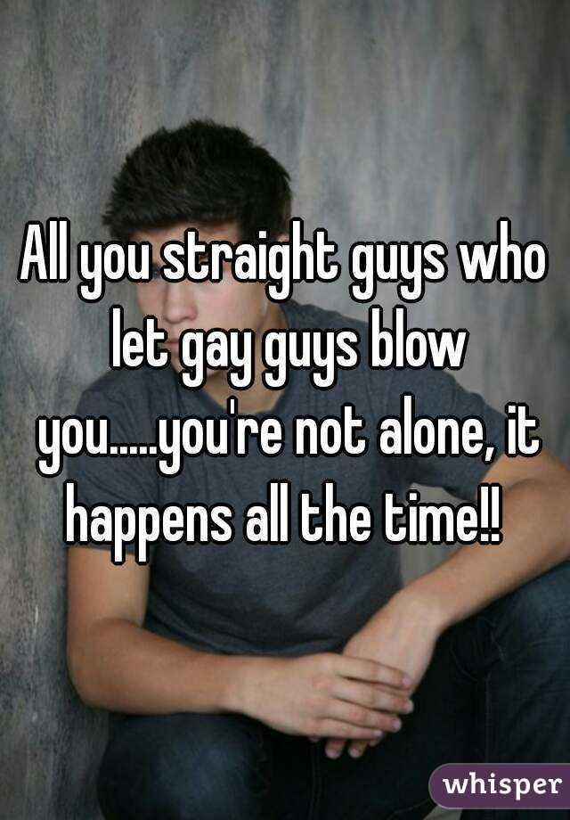 Gay blow gay