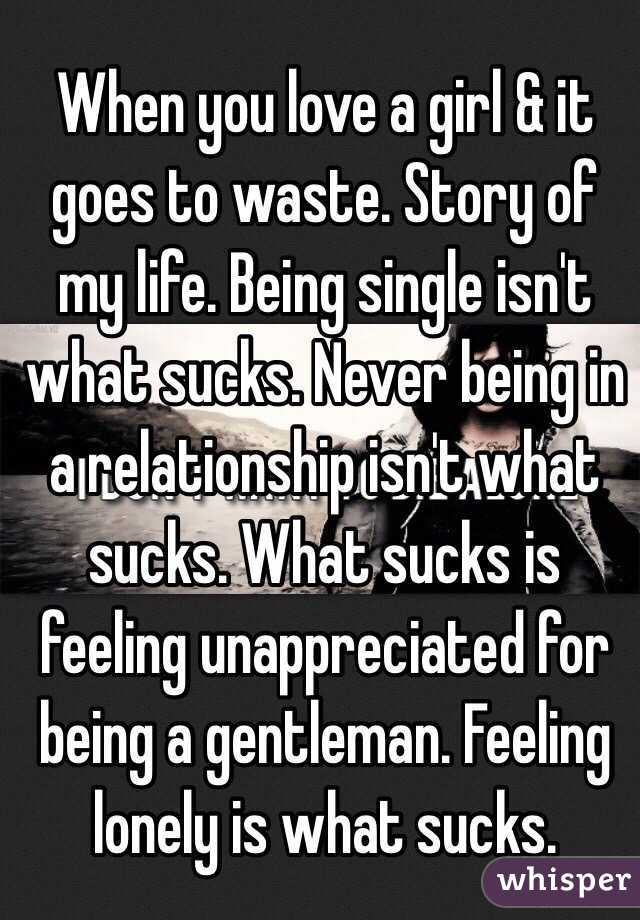 Feeling unappreciated in a marriage