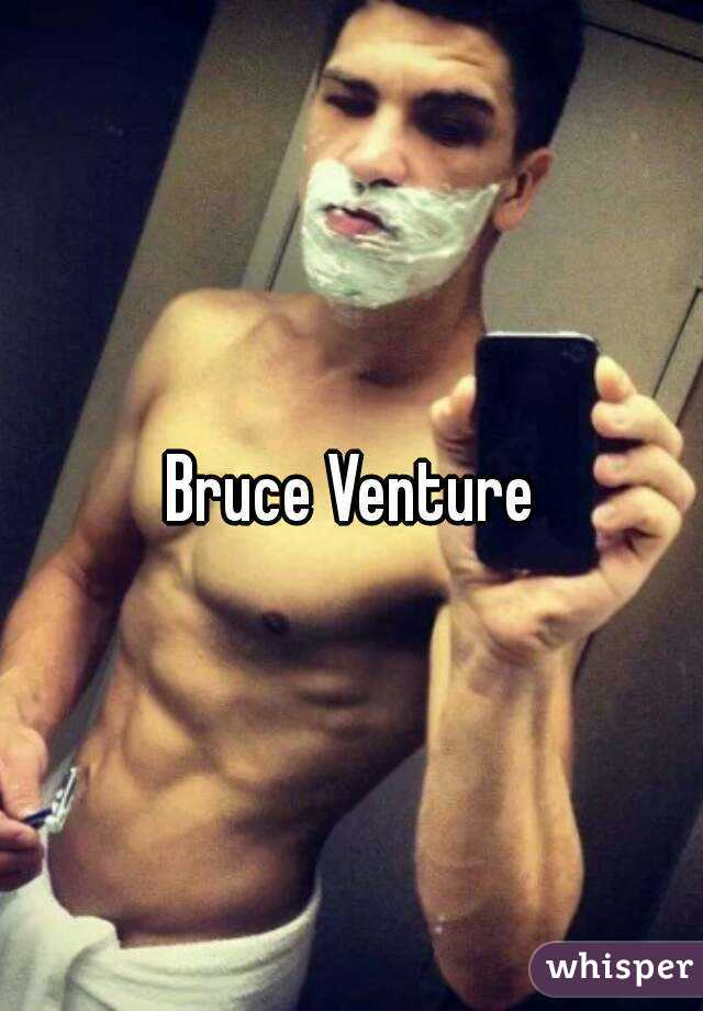 How big is bruce venture