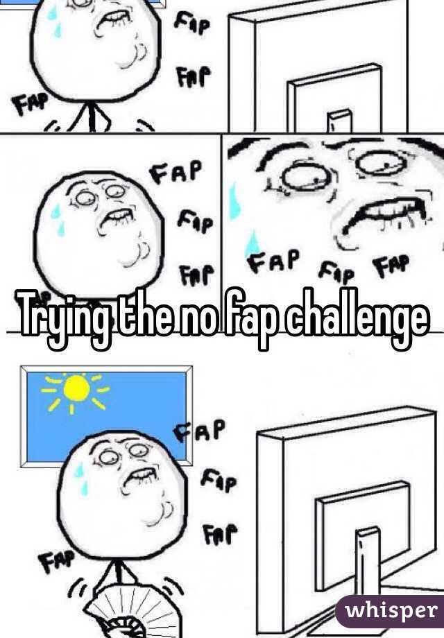 No fap challenge app