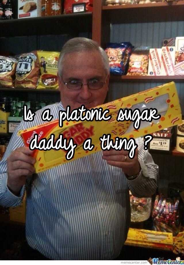 where to find a platonic sugar daddy