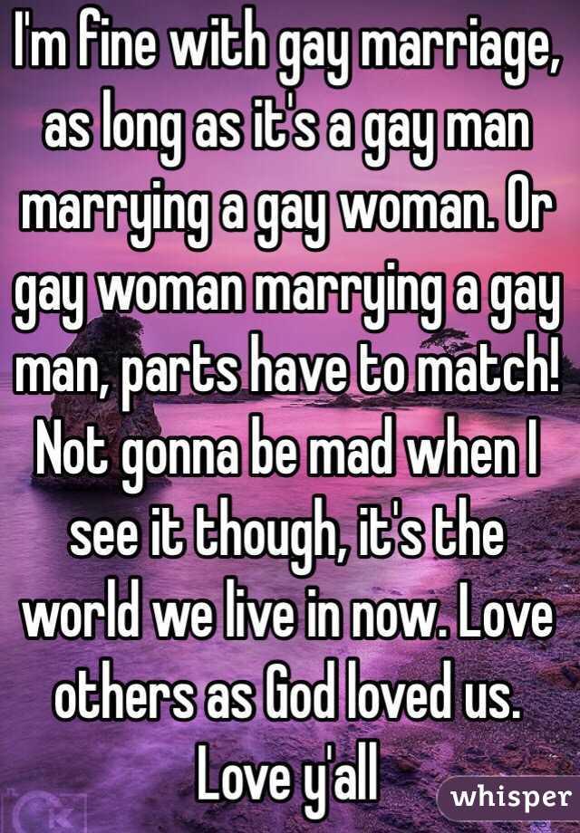 gay love match