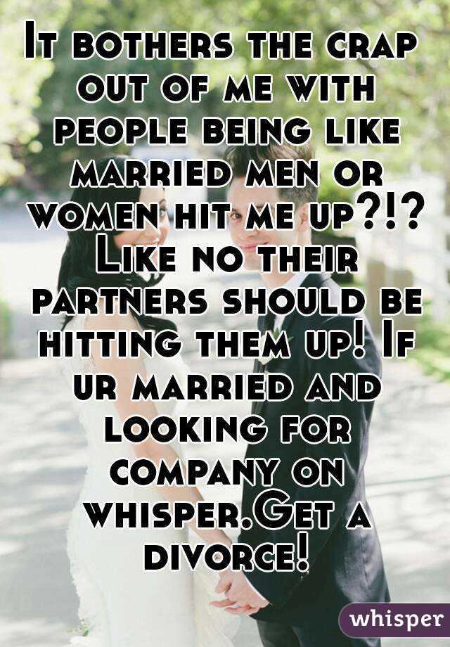 Women who seek married men