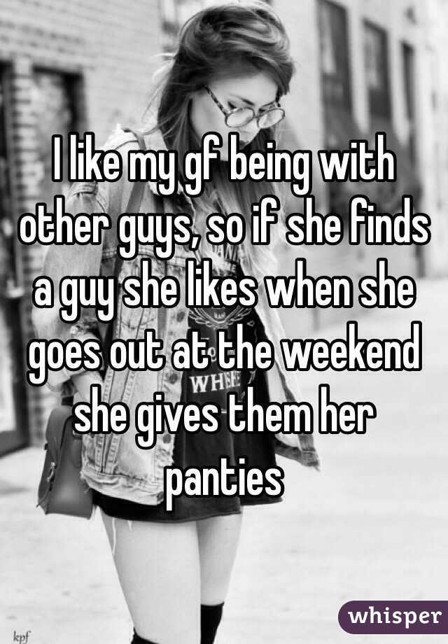 With She Other Guys Goes Out