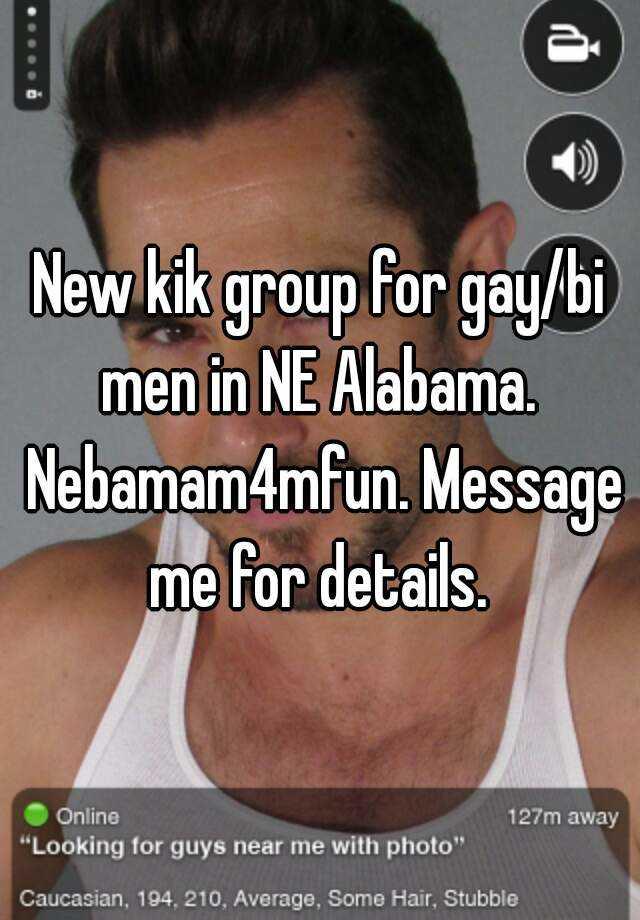 Kik groups near me