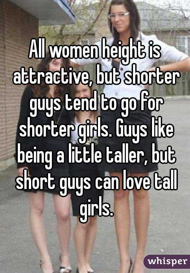 A Girl Is Being Attractive For Tall glam