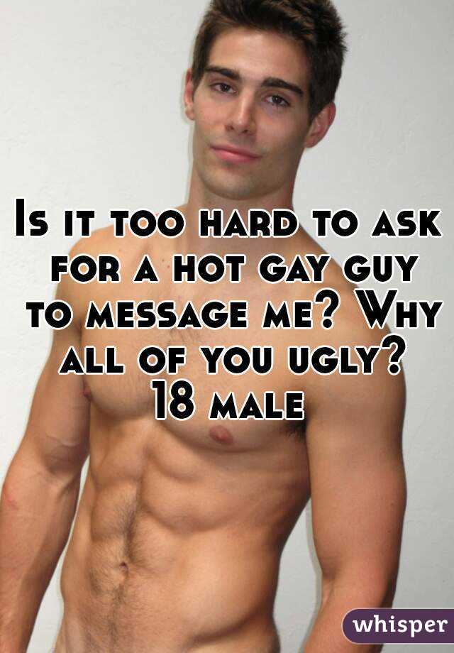 Really hot gay guys