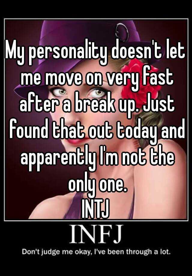 How Do Intj Break Up