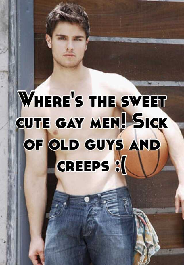 Cute gay men pics