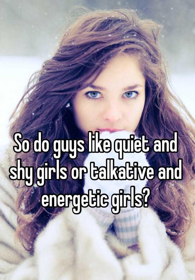 Do guys like shy girls erotic photos 87
