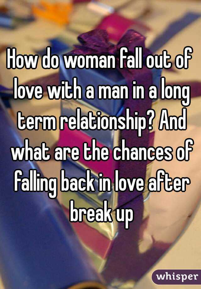 Fall Ex With Of To Out Love How An into the