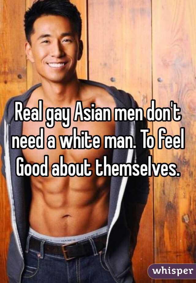 gay asian dude