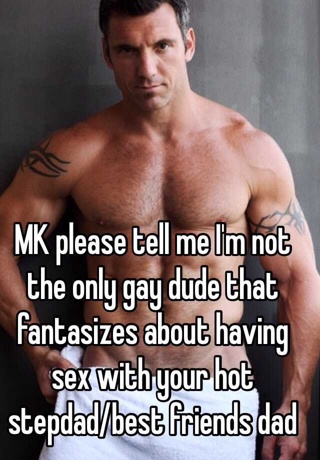 Excited too gay sex with friends dad