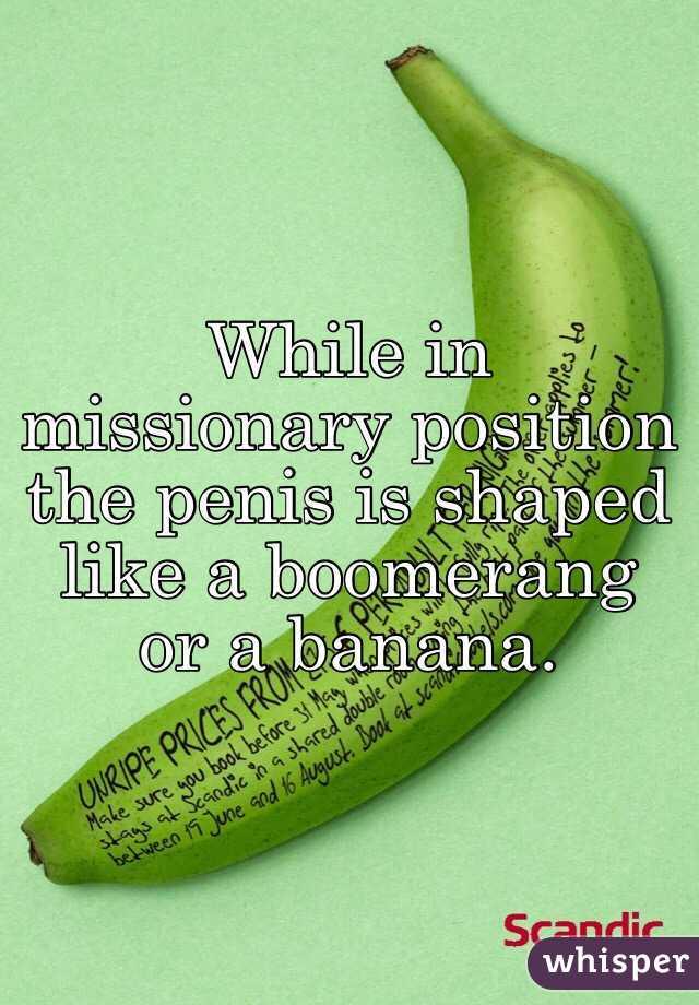 boomerang penis