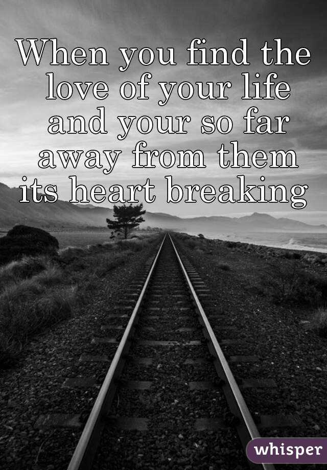 Love Life Your You Of The When Find